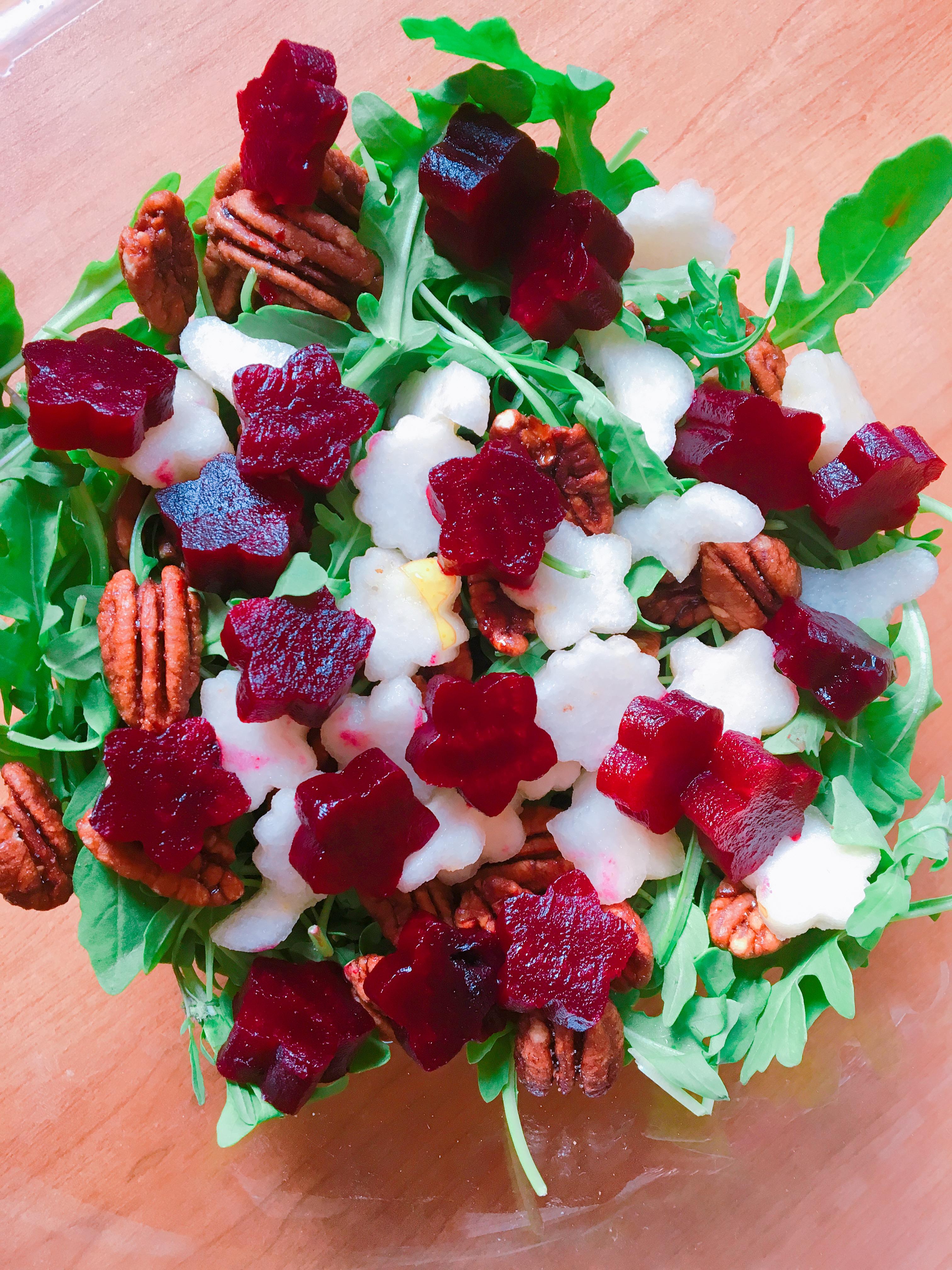 Purim Star Salad Recipe and Purim Guide