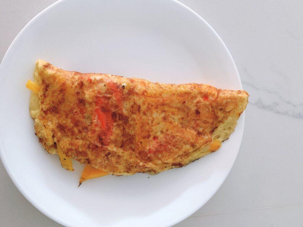 Vegan Eggless Omelet